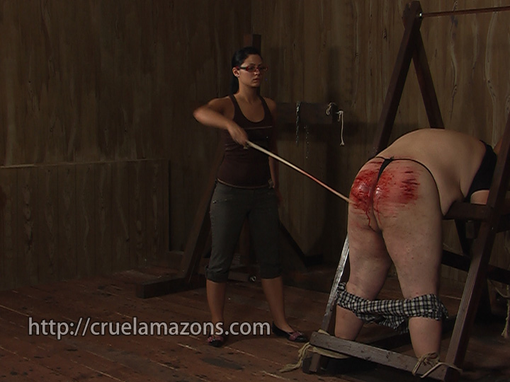 Cruel punishments hungarian mistresses 9