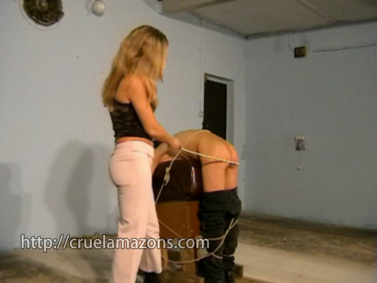 Scene Without a Name Whipping
