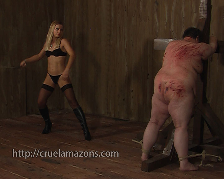 One the free femdom whipping awesome