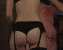 Cruel mistress dominant their slave